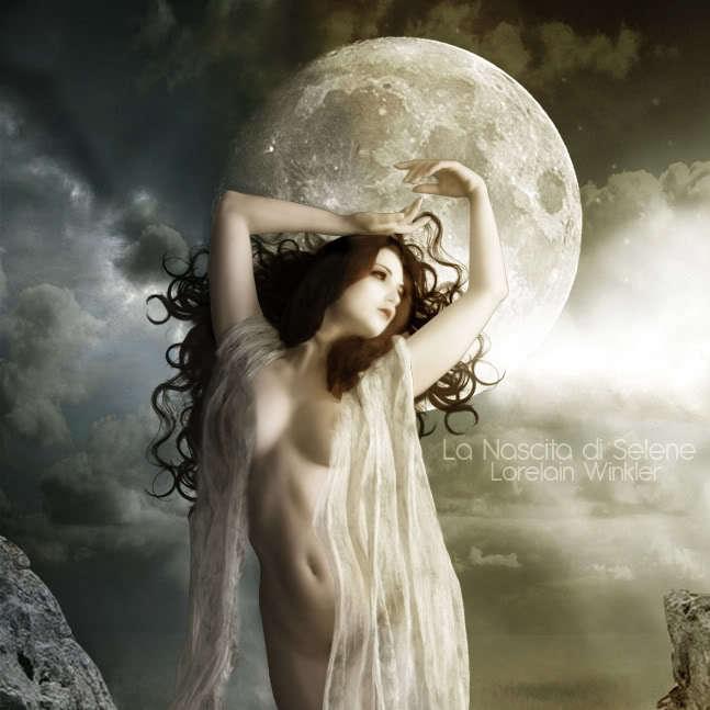 Lady Silver Moon