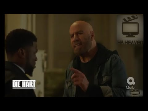 DIE HART Official 4K Heaven Trailer 2020 Kevin Hart Series With John Travolta / Josh Hartnett