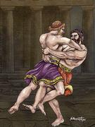 Greek Wrestling