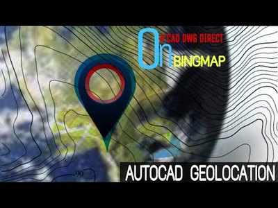 HOW TO CHECK YOUR SURVEY DATA BY  USING AUTOCAD GEOLOCATION COMMAND
