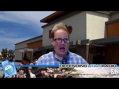 BREAKING NEWS!  Defending Utah Defies Mask Order.... By SHOPPING.... without a mask