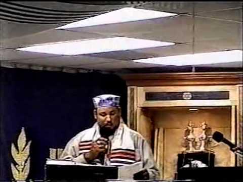VTS 01 3  VARIOUS TEACHINGS OF MOWREH ELBENYAHUW IN 2007 WHILE AT BENAI YAHSHUA SYNAGOGUE. PART 1C