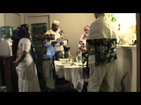 M2U00062 PESACH 2011 TEACHING ON THE 8 CUPS OF PESACH - PASSOVER PART 1A