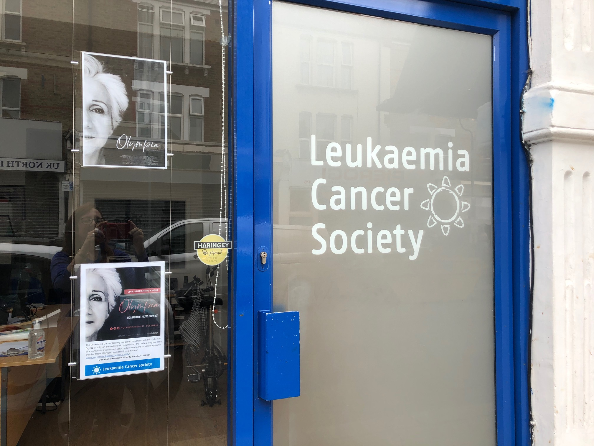 LCS hosts Olympia documentary