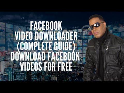 fb video downloader without login