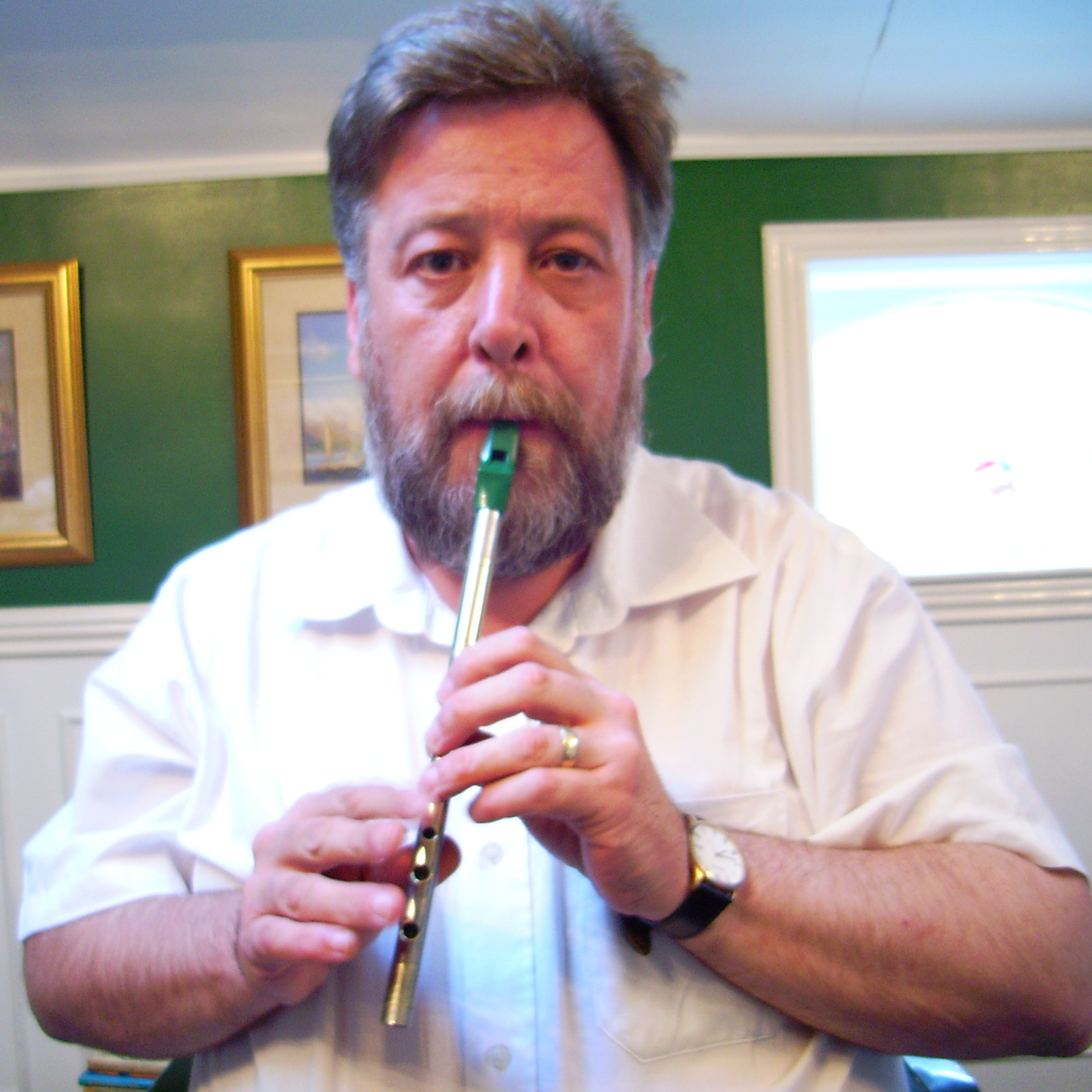 """Mike """"Ormepipes"""" Orme"""