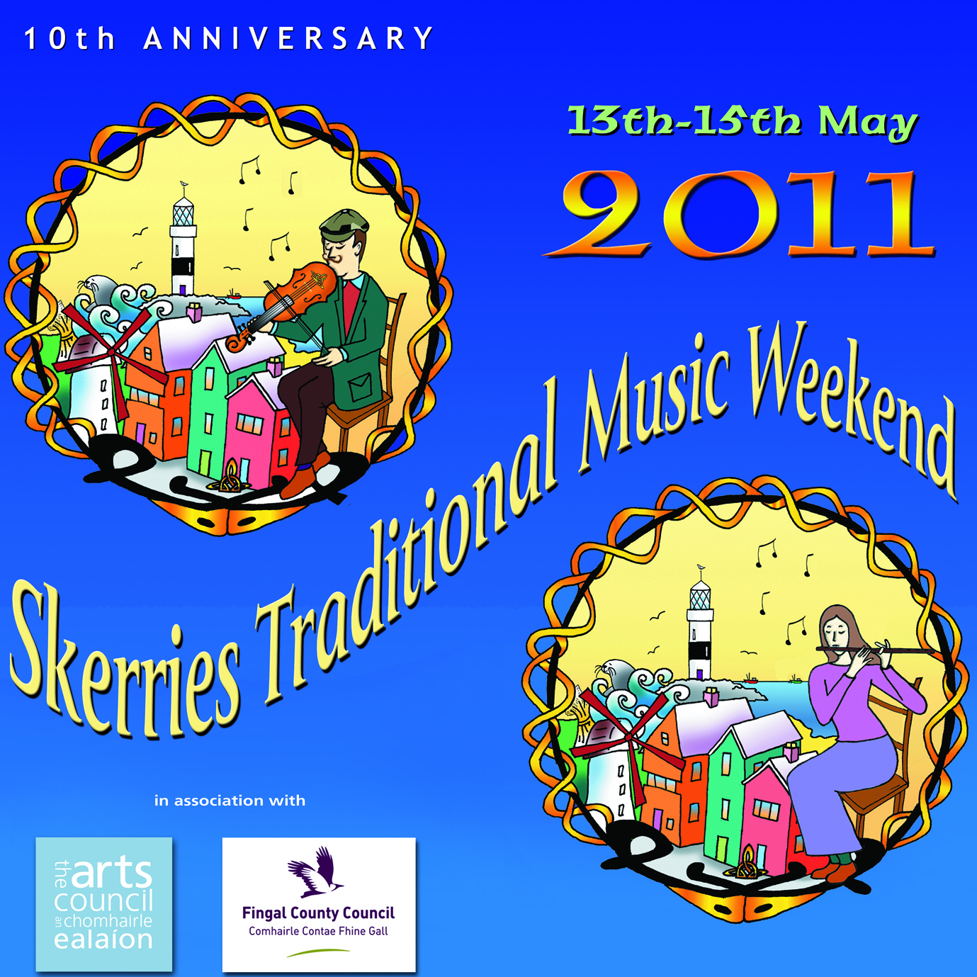 Skerries Trad Music Weekend
