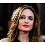 Angelina Jolie in Tel Aviv