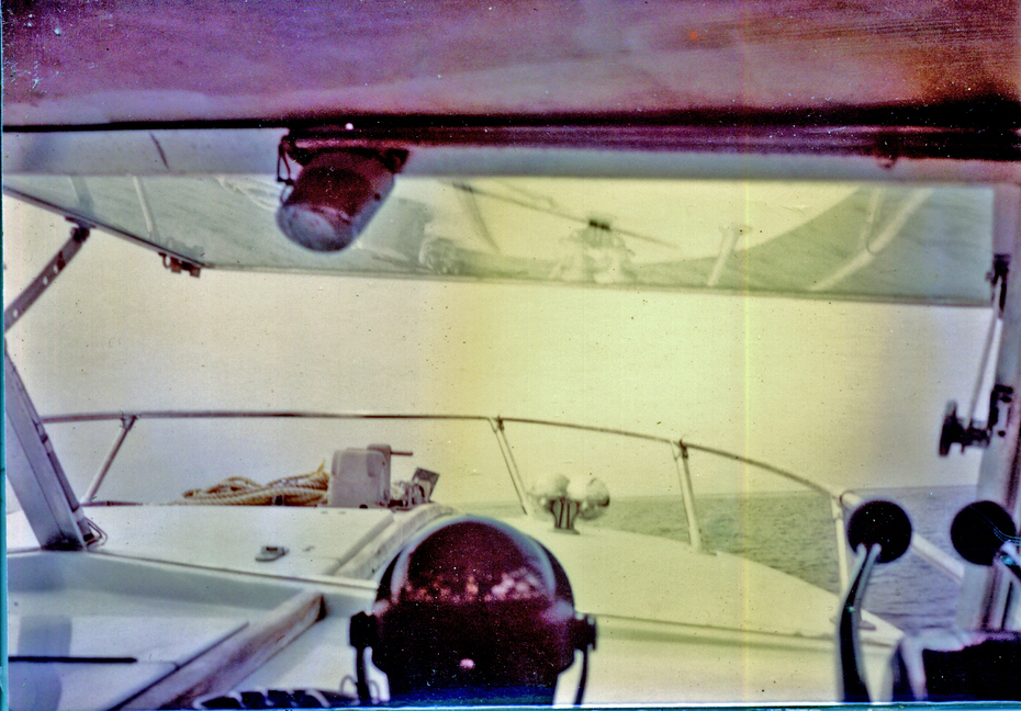 Captains View over bow - #3150-cjs