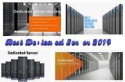2019 Dedicated Server Hosting