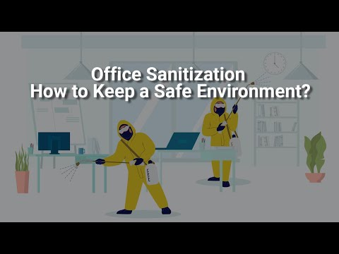 Office Sanitization - How to Sanitize Your Office   Droom