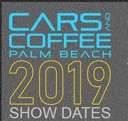 CARS AND COFFEE PALM BEACH