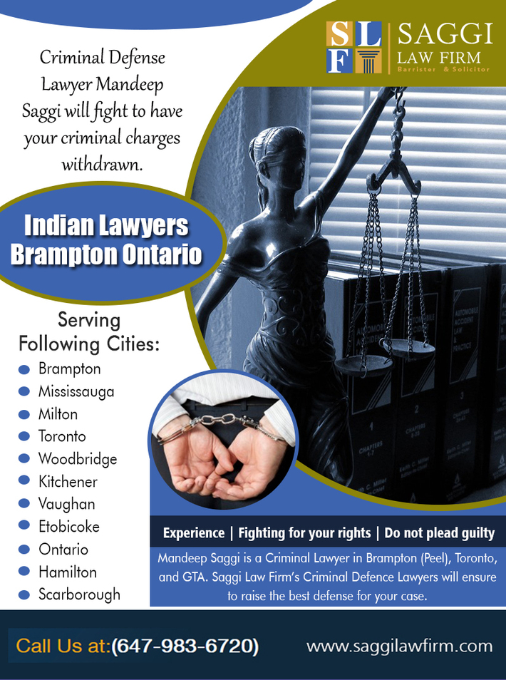Indian Lawyers Brampton Ontario