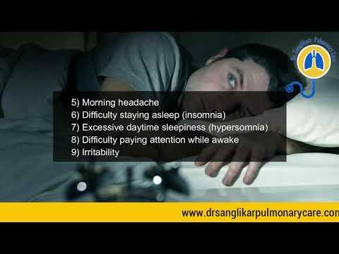 SLEEP APNEA   DR RAVINDRA SANGLIKAR   PULMONOLOGIST   RESPIRATORY DISEASES SPECIALIST IN THANE