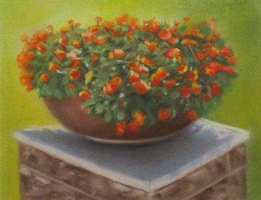 Pot of Orange