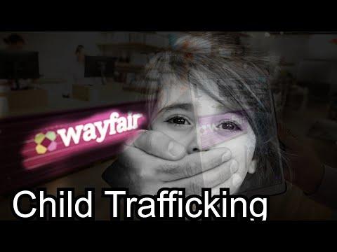 Wayfair is Trafficking Children Through the Guise of Furniture