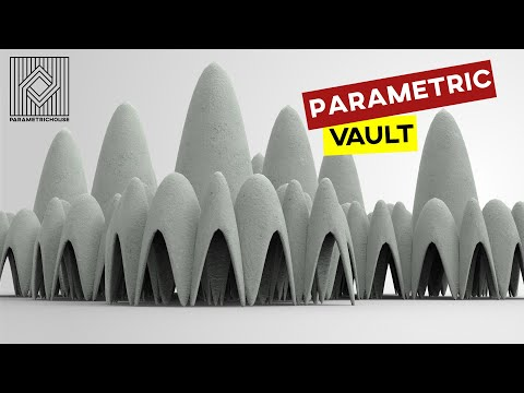 Parakeet Mesh Vault