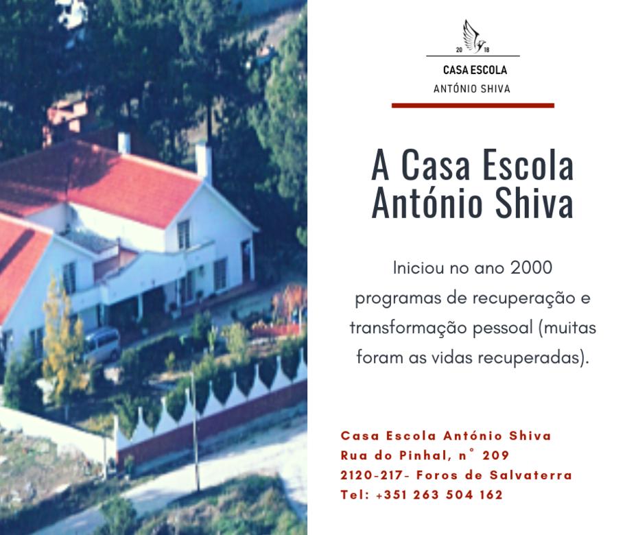 Casa Escola António Shiva