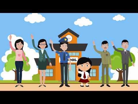 SCHOOL COP  by Indolytics
