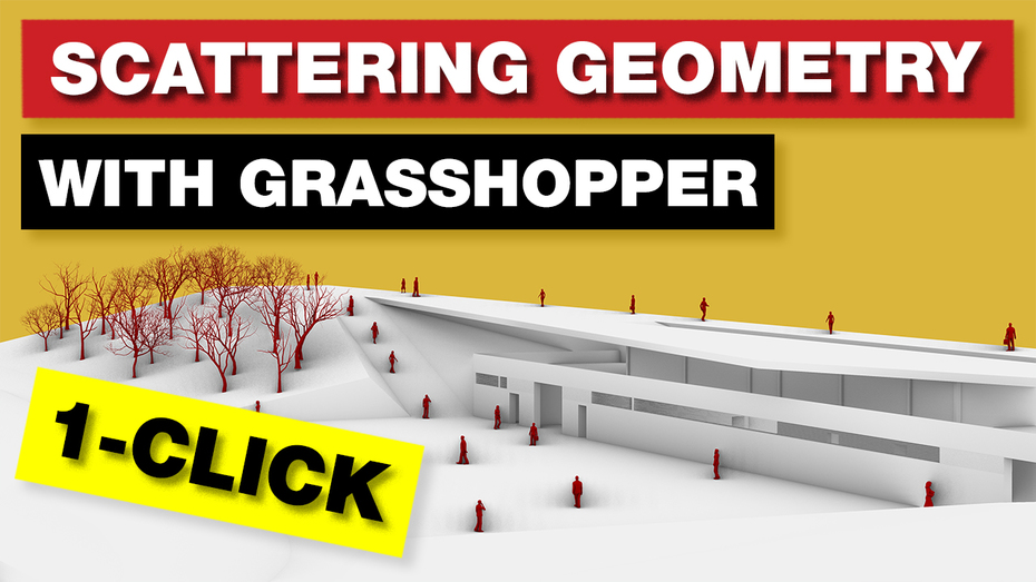 Scattering Geometry with Grasshopper