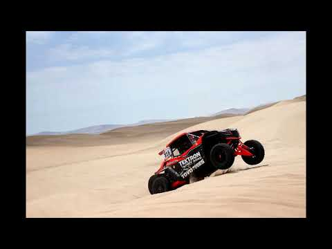 2019 Dakar Stage 2 Robby Gordon Audio