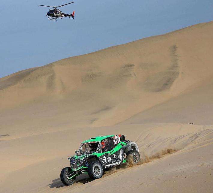 2019 Dakar Stage 2