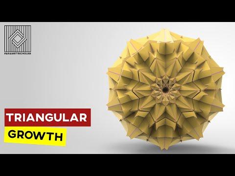 Triangular Growth