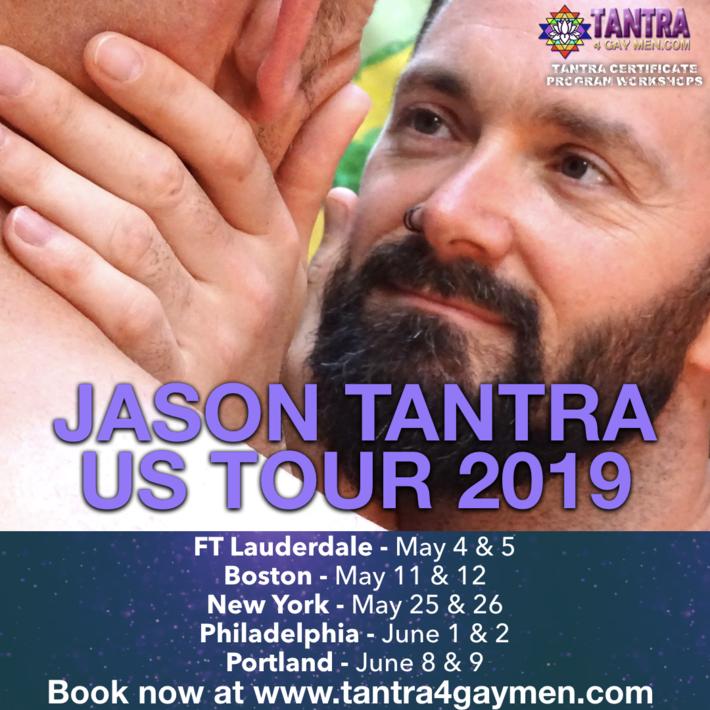 Jason Tantra US Tour 2019