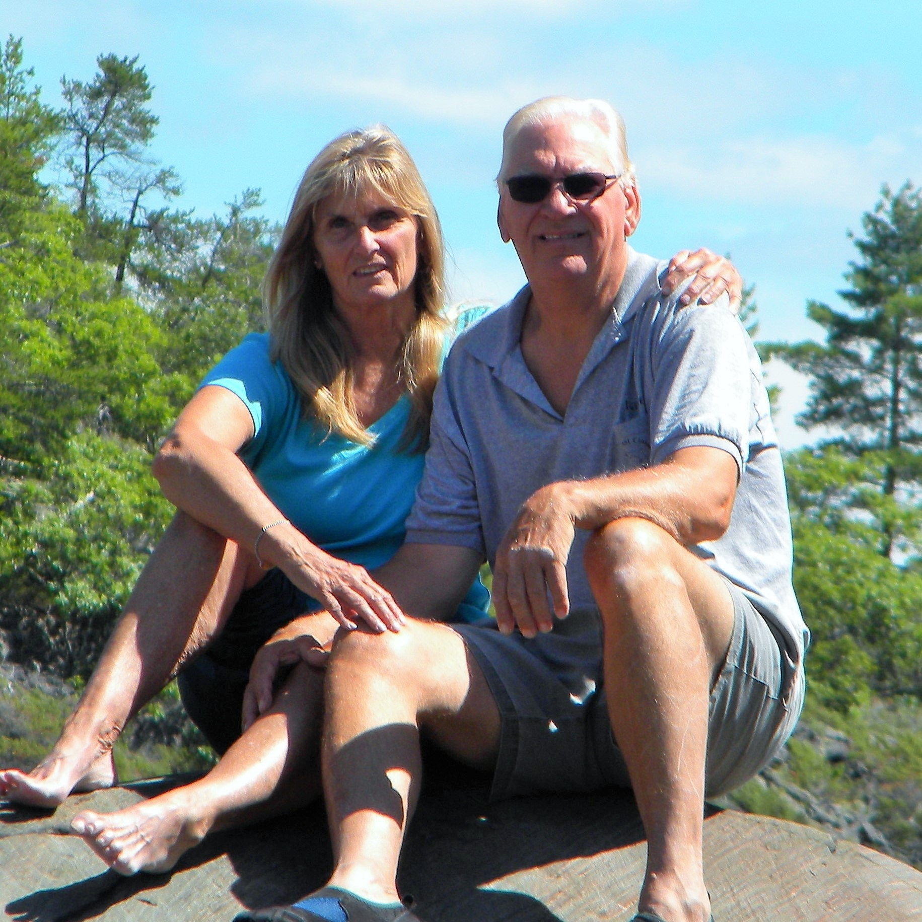 Jim and Sandee Portenga & Family
