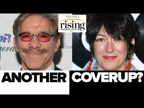 Geraldo Rivera's OUTRAGEOUS Defense Of Ghislaine Maxwell, Another Media Coverup?
