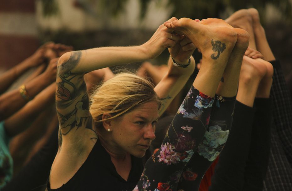 "Yoga teaches us to cure what need not be endured and endure what cannot be cured."" ~ B.K.S. Iyengar"