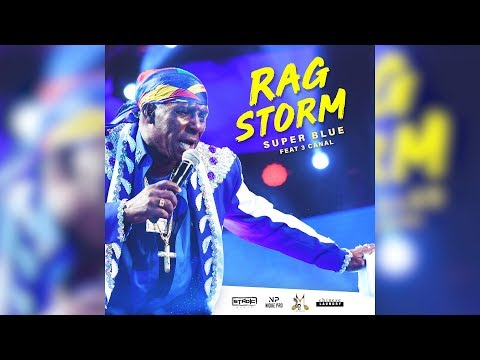 Superblue feat 3 Canal - Rag Storm (Official Lyric Video)