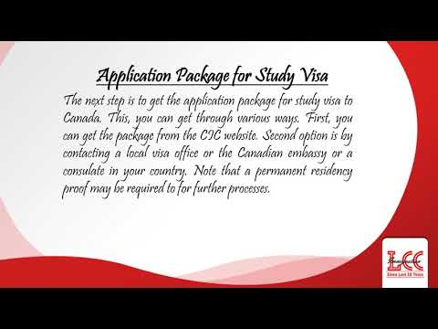 How Study Visa to Canada can be acquired?