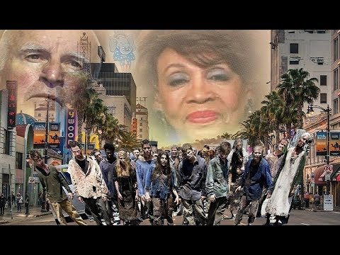 The Zombie Plague in Downtown Los Angeles is a Consequence of Liberal Utopian Dreams