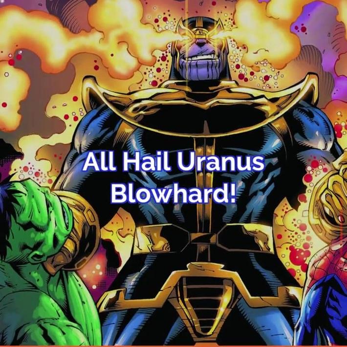 Uranus Blowhard- The Most Dangerous Egotist in the Infiniverse (2)