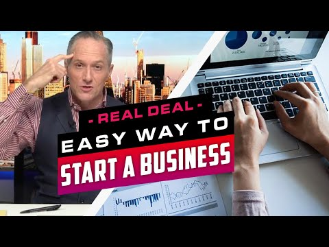 HOW TO START YOUR OWN BUSINESS IN 2019 - Brian Rose's Real Deal