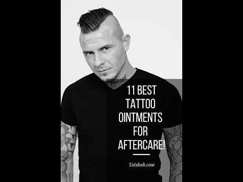 best tattoo ointment 2019