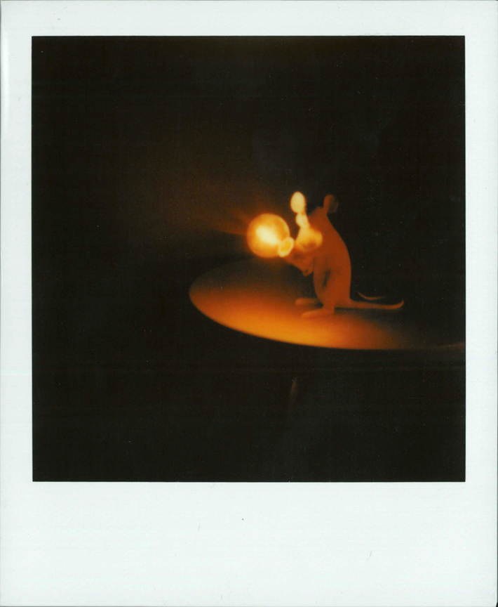 Mr.Mouse: A Study of Light