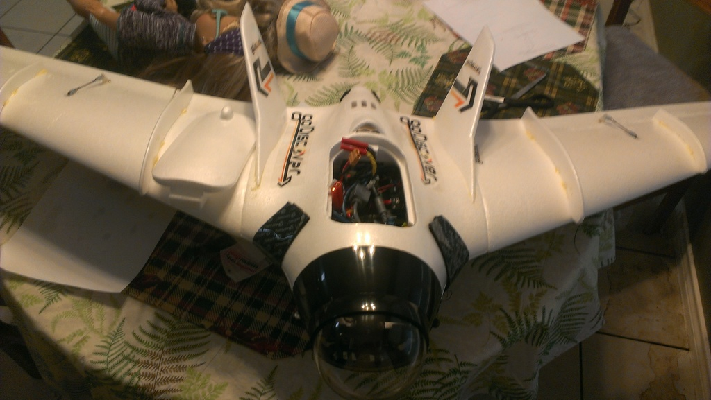 Part 2: How to build a High-Definition FPV UAV using a