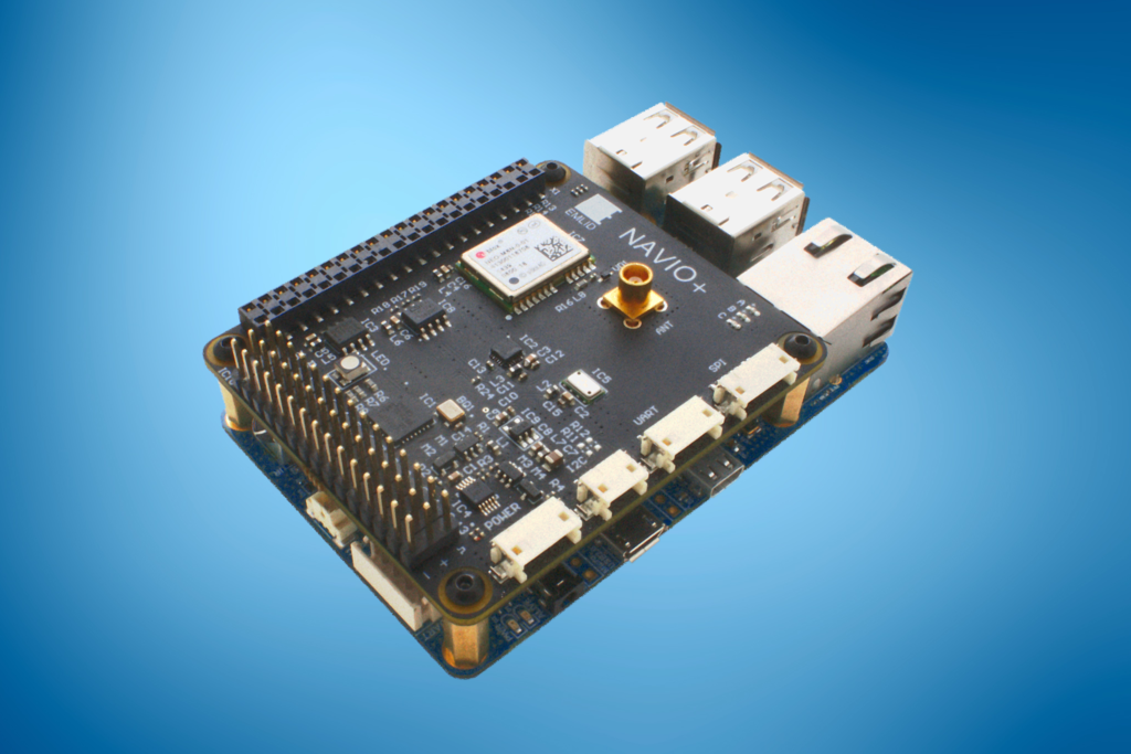 Navio+ and Odroid-C1: the most powerful Linux autopilot