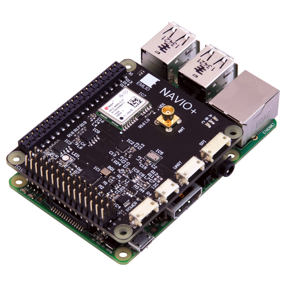 Navio+, Awsome flight controller from Emlid  Tested with 4G