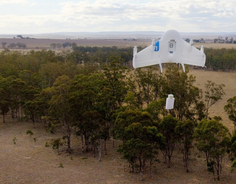 Will Google's low-cost ADSB integrate delivery drones into