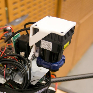 3D-printed mount for Lidar sensor - DIY Drones