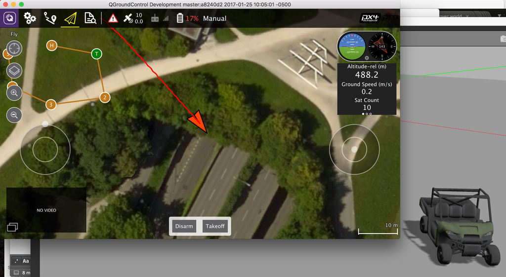 Full rover simulation now added to Dronecode/PX4 - DIY Drones