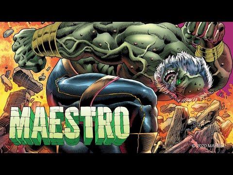 MAESTRO #1 Trailer | Marvel Comics