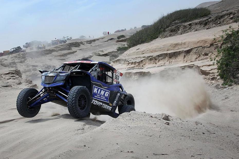 2019 Dakar Stage 3