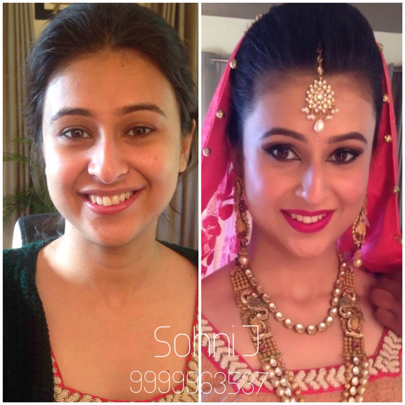 Best Makeup Tips Every Indian Bride Must Know Fashion Industry Network