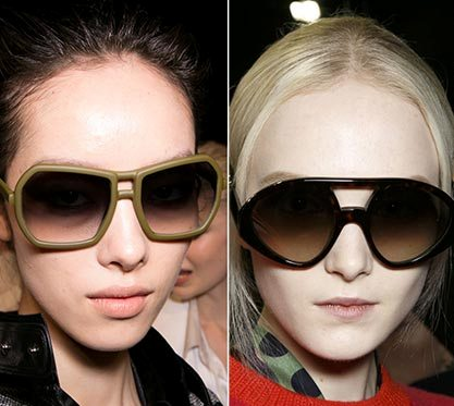 6b07f87ebaff Sunglasses trends for spring and summer 2015 - Fashion Industry Network