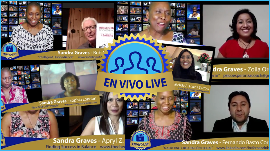 EnvivoLIVE - Hosted by Sandra Graves