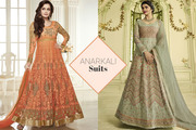 Anarkali suits for wedding - Where Comfort Meets Style